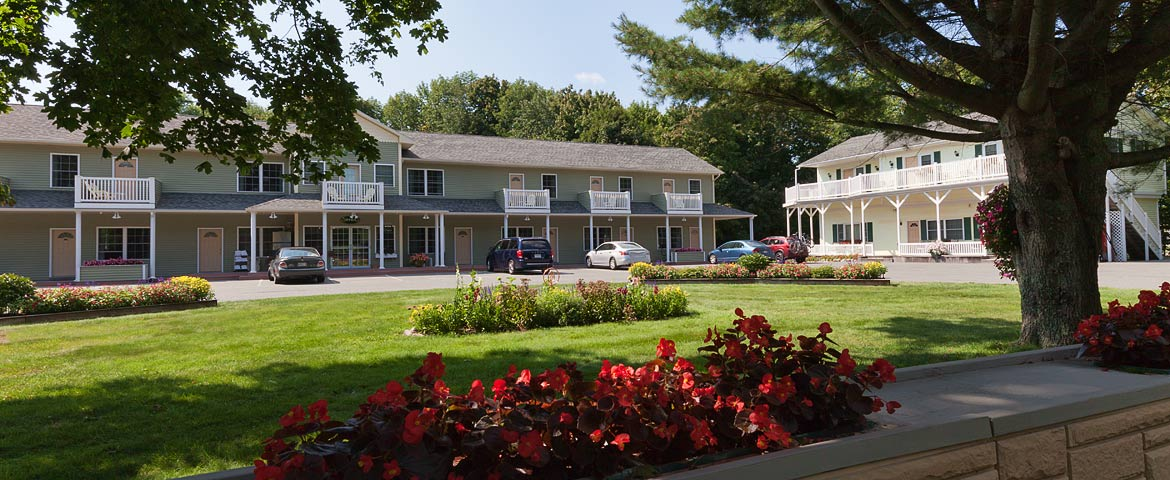 The Cromwell Harbor Motel in Bar Harbor, Maine